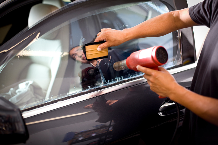 Why Should You Only Hire A Professional For Getting Your Car Windows Tinted?