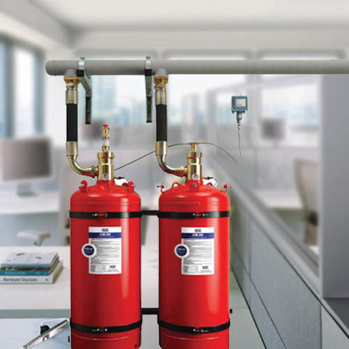Advantages offered by fire suppression systems