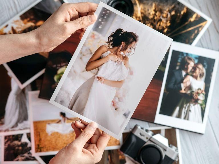 A brief guide to wedding photo albums