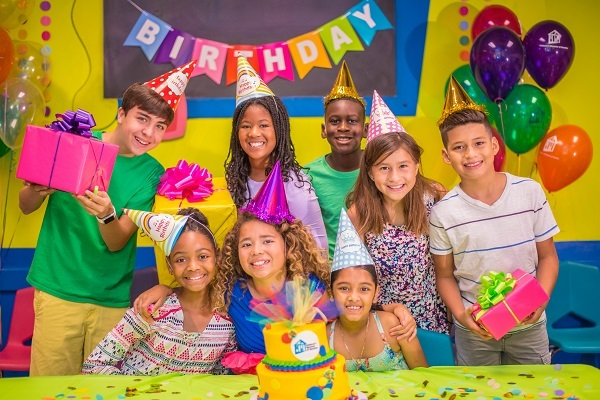 3 tips on planning a birthday party