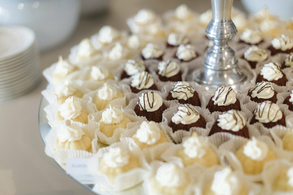 Explore unique sweets for your wedding