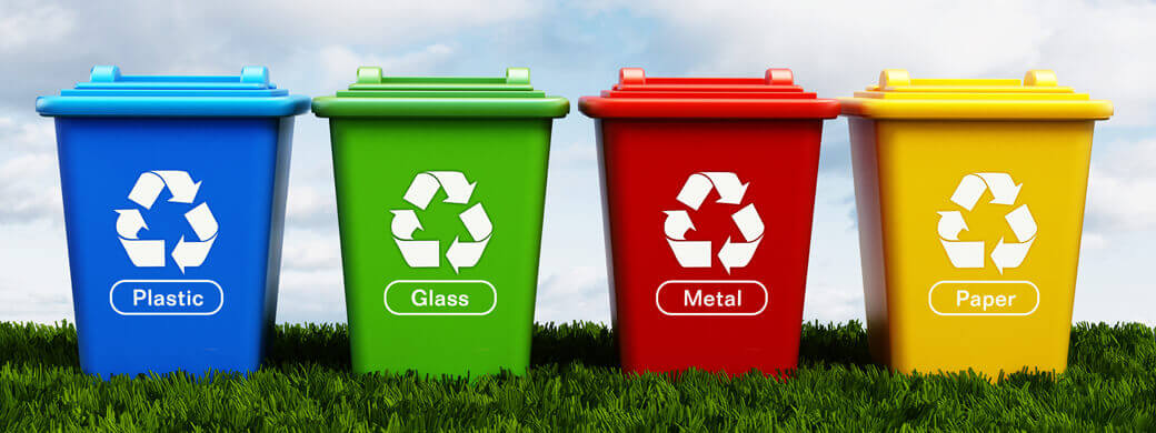 Know the basics of recycling and waste management