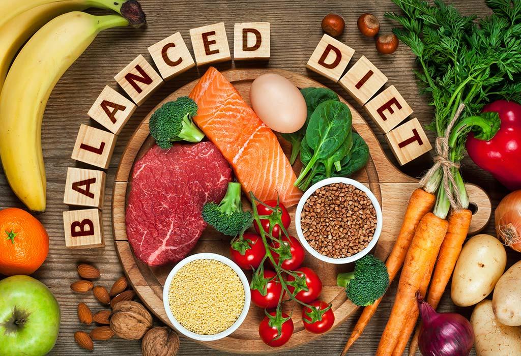 Pros of Balanced Diet